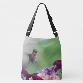 Hummingbird Purse Tote Bag