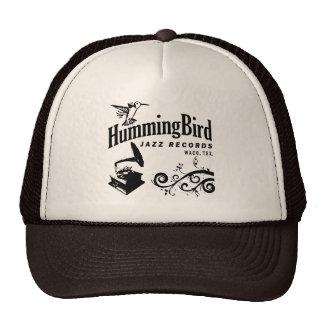 Hummingbird Records Cap