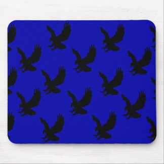 Hunting Eagle in the Sky Mouse Pad