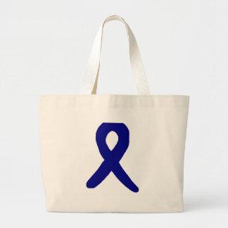 Huntington's Disease Awareness Jumbo Tote Bag