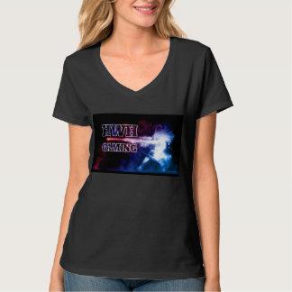 HWH Sniper Womens V-neck T-shirts