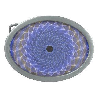 Hypnotic Eye - Ice Belt Buckles