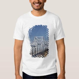 I-20 Highway bridge across Mississippi River, T Shirt