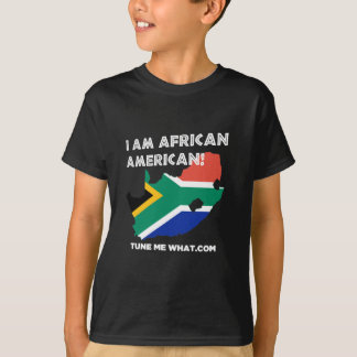 I am African American Tee Shirts