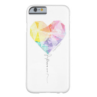 I Am Enough - iPhone 6/6s, Barely There Case