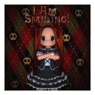 I Am Smiling Photograph