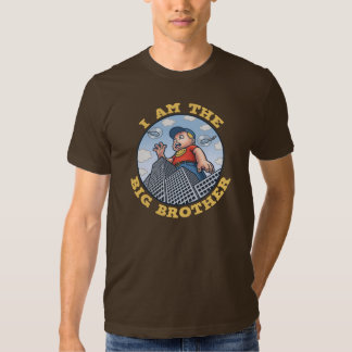 I Am the Big Brother Tee Shirt