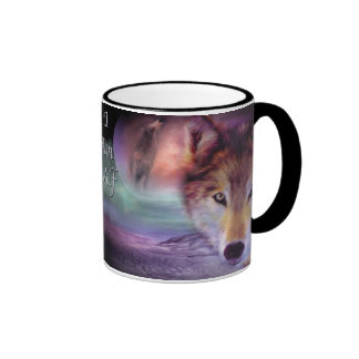 I Am Wolf Mug