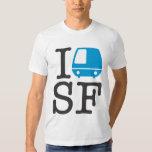 I Bart SF Shirts