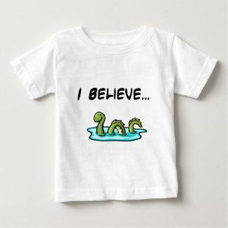 I Believe in the Loch Ness Monster T Shirt