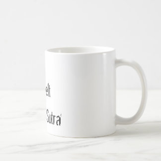 I have a balck belt in Kama Sutra Basic White Mug