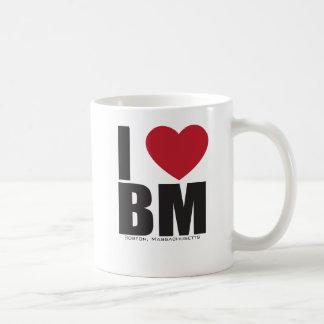 I Heart BM Mug