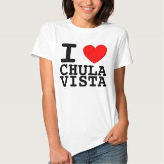 I Heart Chula Vista Shirt