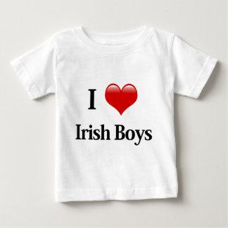 I Heart Irish Boys Tee Shirts