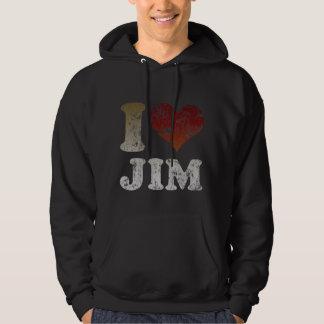 I heart Jim Sweatshirts