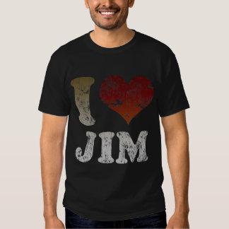 I heart Jim Tshirt