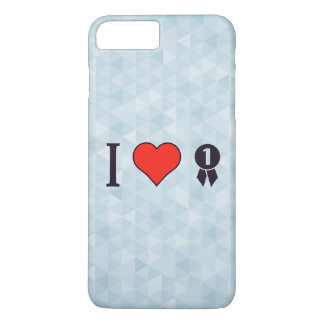 I Heart To Win The Game iPhone 7 Plus Case