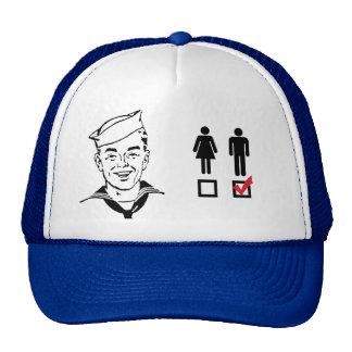 I LIKE BOYS CAP