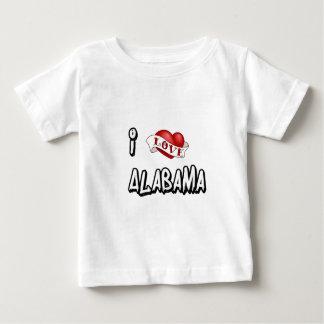 I Love Alabama Tshirts