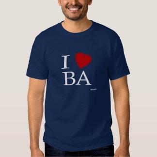 I Love Big Apple T-shirt