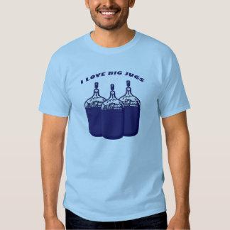 I Love Big Jugs Tee Shirt