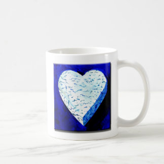 I Love Bleu Cheese Basic White Mug