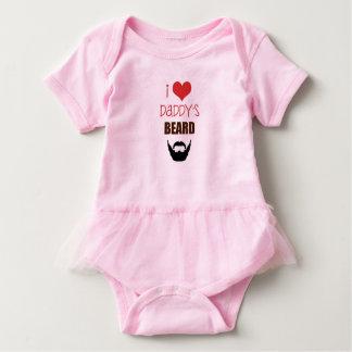 I LOVE DADDY'S BEARD T-SHIRT