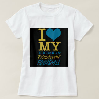 -I-love-husband  jacksonville Shirts