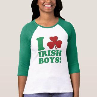 I love Irish Boys! Tees