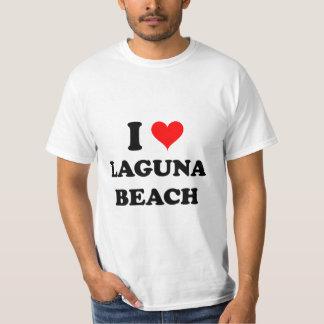 I Love Laguna Beach California Tees