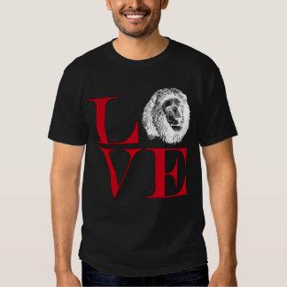 I Love Lions - Dark Colored Tee