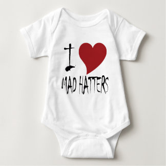 I Love Mad Hatters Tee Shirt