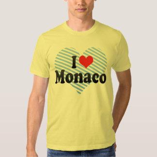 I Love Monaco Shirts