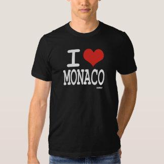 I love Monaco Tshirts