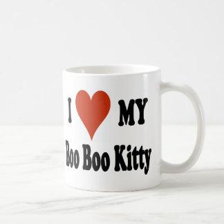 I Love My Boo Boo Kitty Coffee Mug