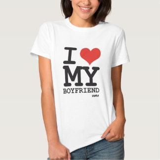 i love my boyfriend tshirt