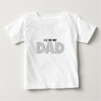 I Love my Dad T-shirts