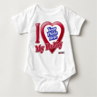 I Love My Daddy - Photo Tshirts
