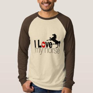 I love my Horse Tee Shirt