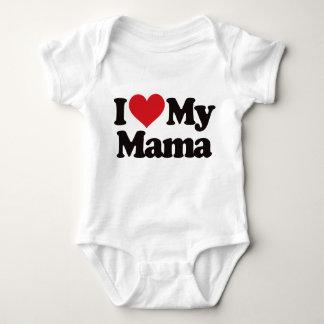 I Love My Mama Tshirts