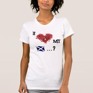 I love my Scottish Sausage T Shirt