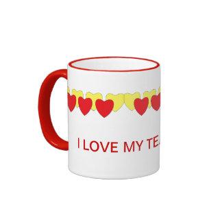 i Love My Tea Break mug