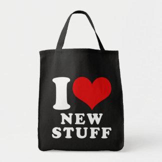 I LOVE NEW STUFF - bag