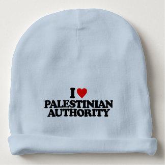 I LOVE PALESTINIAN AUTHORITY BABY BEANIE