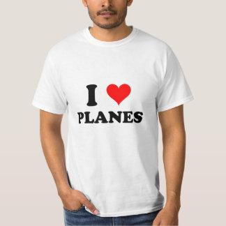 I Love Planes T-shirt