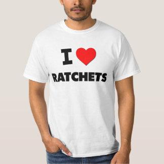 I love Ratchets Shirts