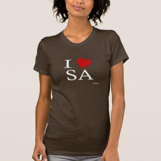 I Love Santo Andre Shirts