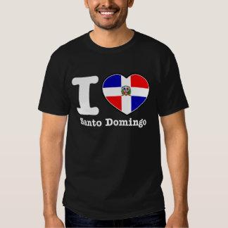 I love Santo Domingo Shirts