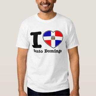 I love Santo Domingo Tee Shirt