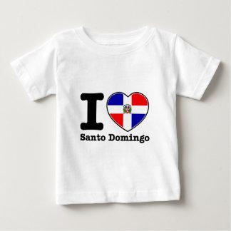 I love Santo Domingo Tee Shirts